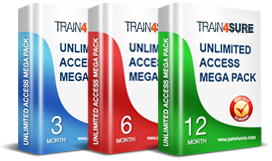 Train4sure Unlimited Access Mega Packs